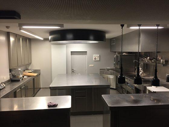 installation lampe domotique