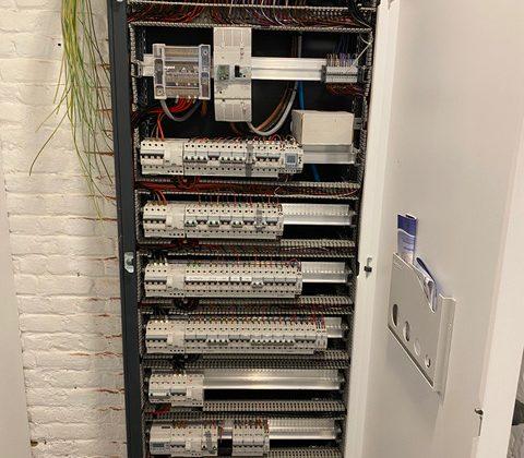 installation domotique câble